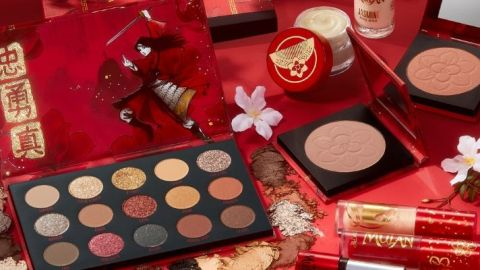 """ColourPop's """"Mulan"""" Collection Will Bring Honor to Us All 