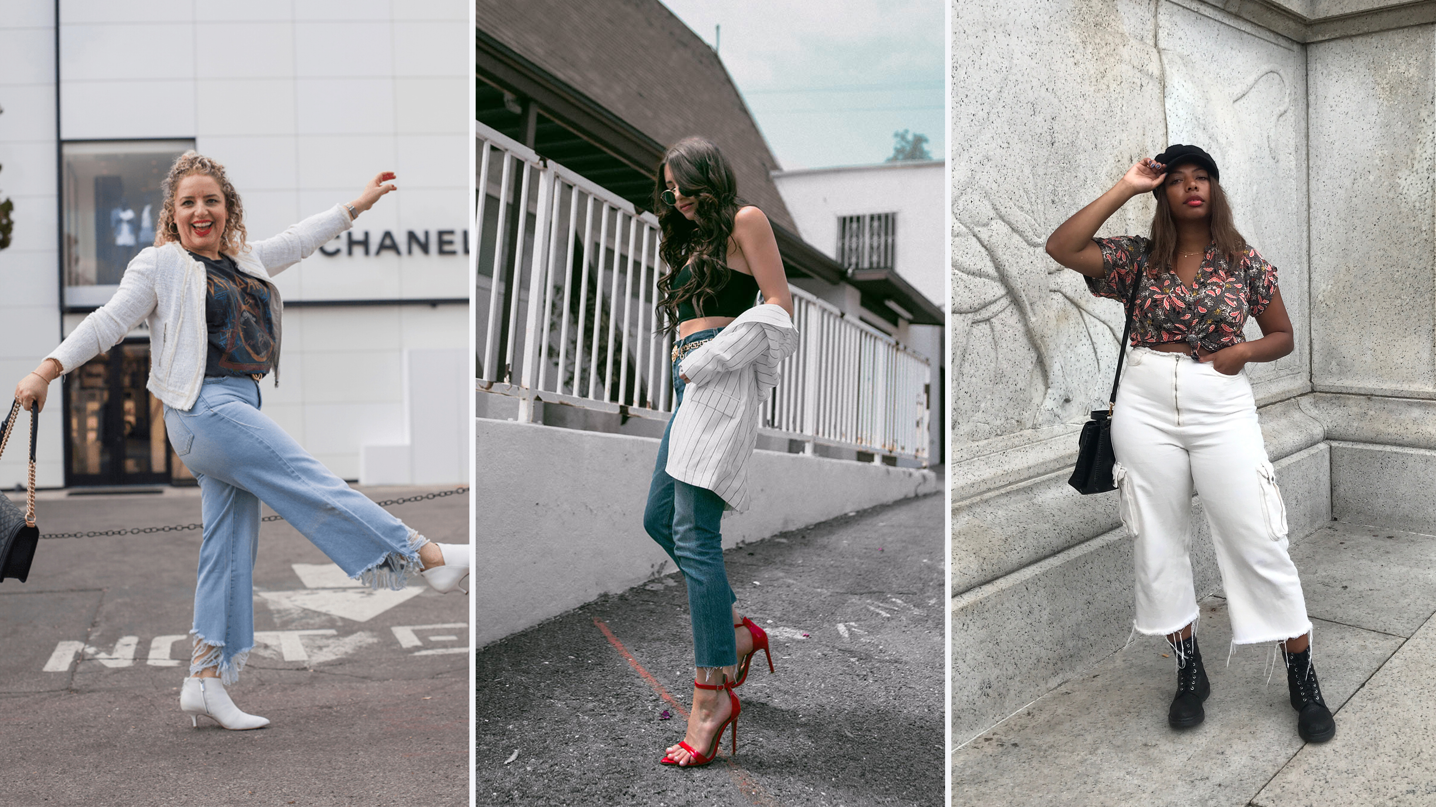 19 Cute Outfit Ideas You Can Wear With Cropped Jeans ASAP