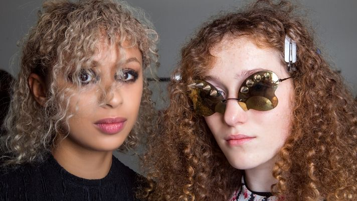 Watch in Awe as these TikTokers Boost Their Curls With a Diffuser