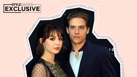 Dylan Sprouse & Hannah Marks' Teen Romances Were as Awkward as Yours | StyleCaster