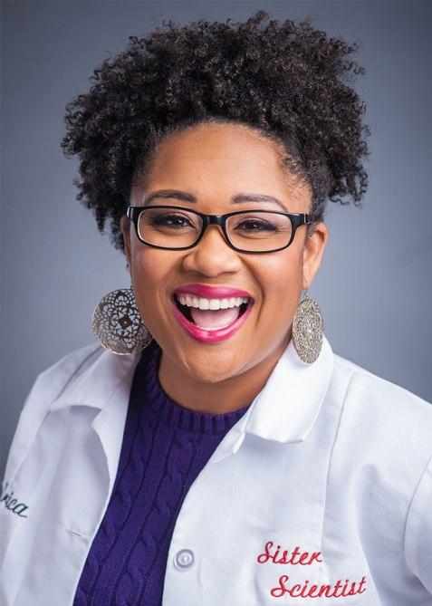 Erica Douglas Sister Scientist