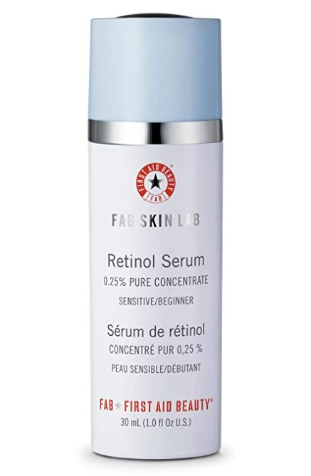 fab retinol serum