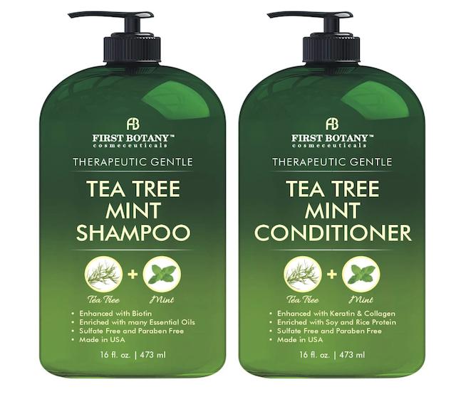 Tea Tree Mint Shampoos