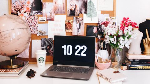 11 Ways to Make Working From Home Enjoyable *and* Productive | StyleCaster