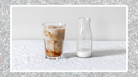 This TikTok Famous Coffee Drink Is Actually Super Easy to Make at Home | StyleCaster
