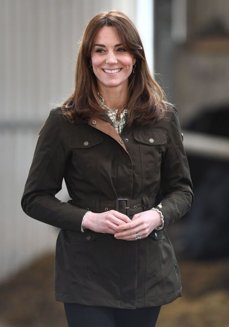 Kate Middleton Hair Bangs Proves Side Bangs Are Coming Back Stylecaster