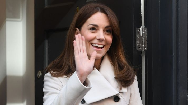 Kate Middleton Just Brought Back 2007's Favorite Haircut