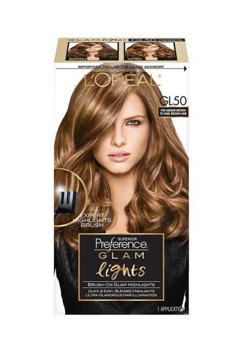 L'Oreal Superior Preference Glam Lights