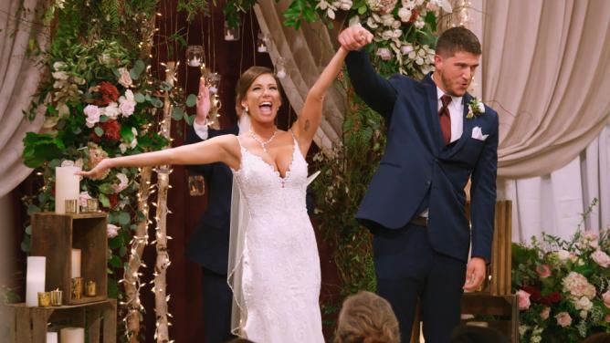 Love Is Blind, Season 1: Amber & Barnett