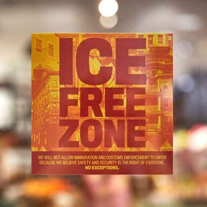lush ice free zone