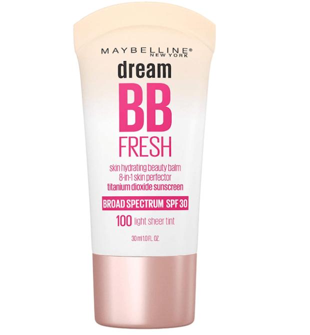 MAYBELLINE BB crema idratante Dream Fresh Skin