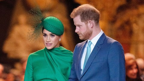 Meghan Markle & Prince Harry Called the Police on Drones Taking Photos of Archie | StyleCaster