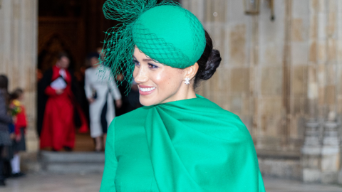 Meghan Was Just Offered a Role on a TV Show After Her Disney Drama | StyleCaster