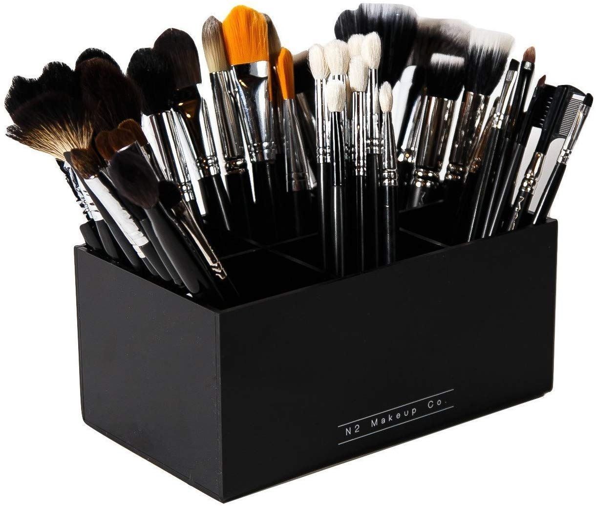 N2 makeup brush organizer