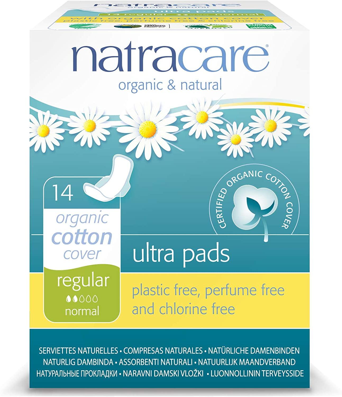 Natracare organic pads amazon