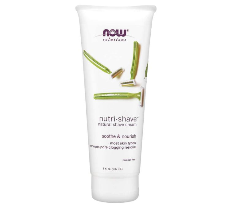 Now Solutions Nutri Shave Shave Cream
