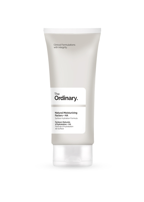 The Ordinary Natural Moisturizing Factors + HA cream
