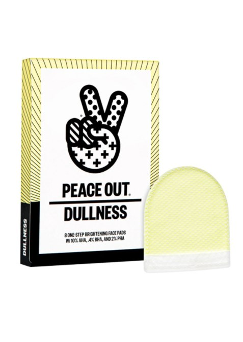 Peace Out Dullness Brightening Face Pads
