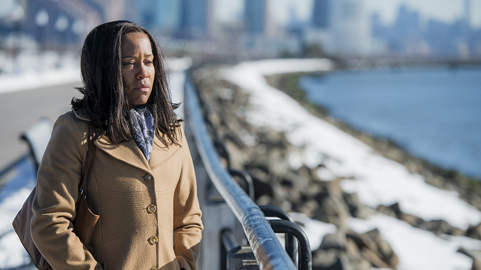 Regina King in Netflix's 'Seven Seconds'