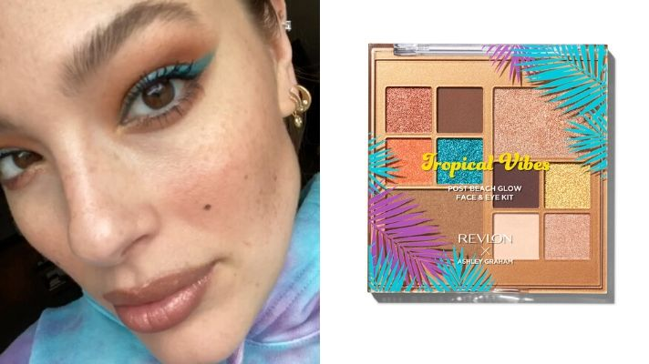 Ashley Graham Is Back With the Boldest Revlon Collection Yet