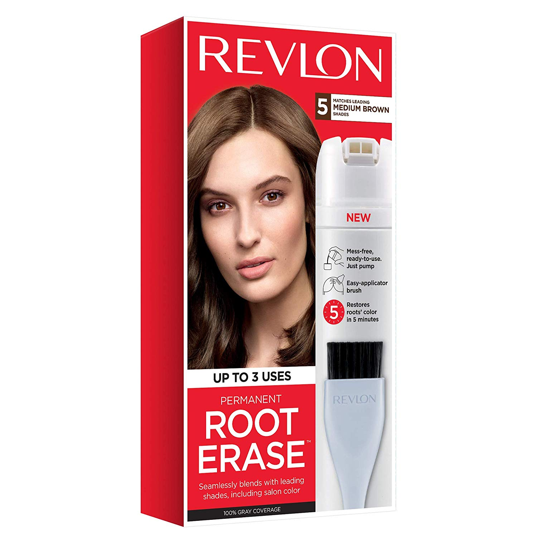 Revlon Root Erase Hair Color