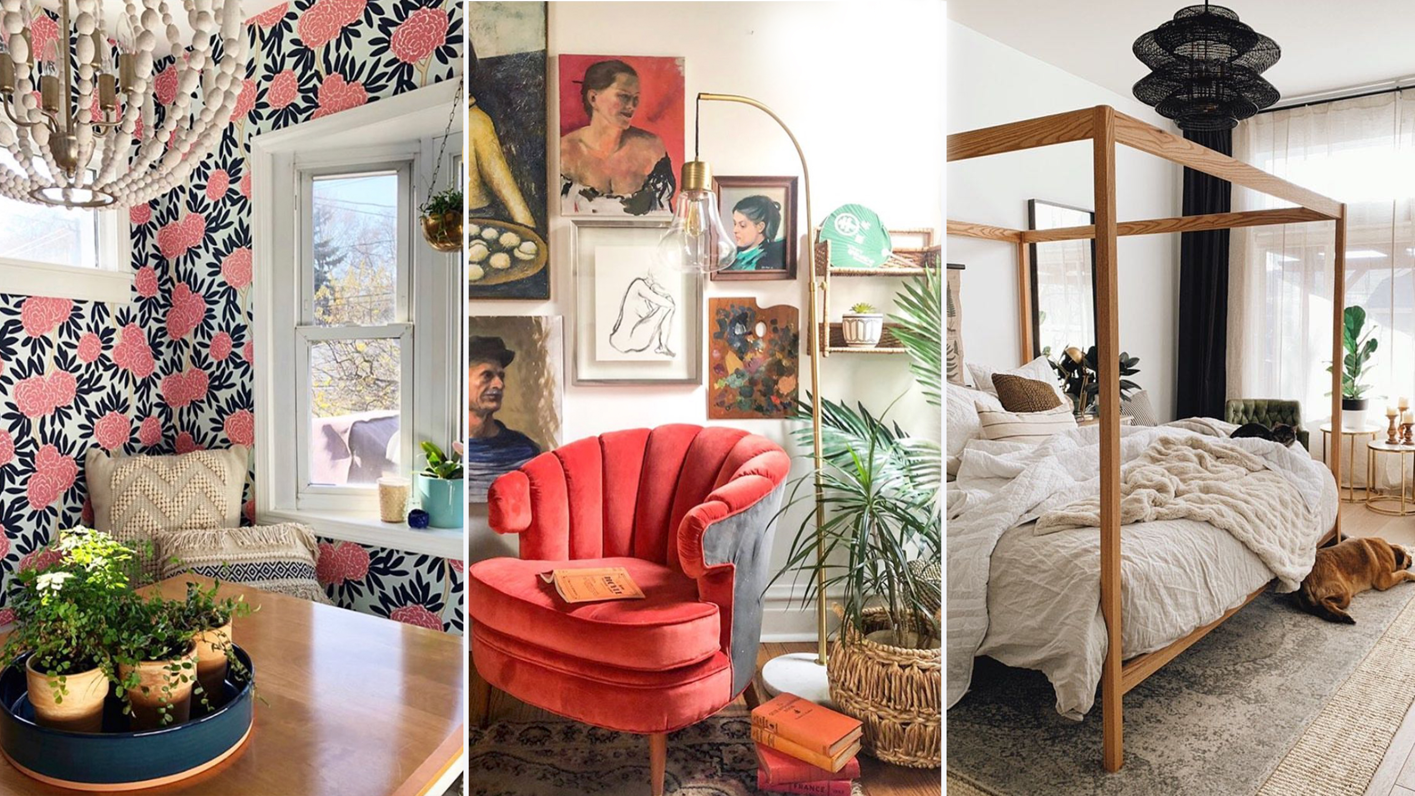 These 2020 Decorating Trends Bring Springtime Vibes Inside