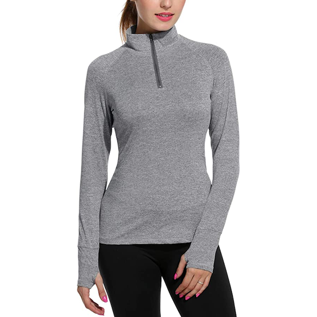 running tops elesol These Cute Running Tops Help You Go the Distance In Style