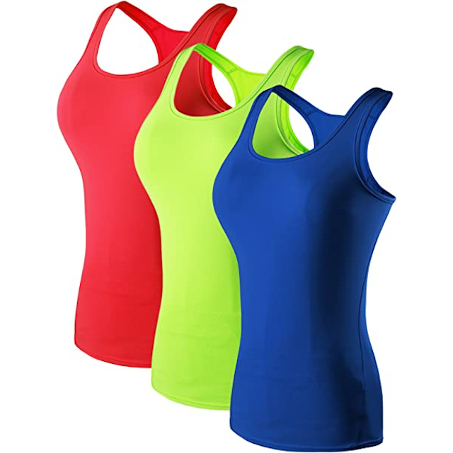 running tops neleus These Cute Running Tops Help You Go the Distance In Style