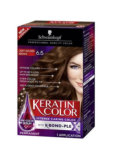 Schwarzkohp Keratin Color.