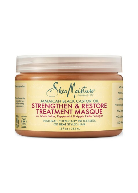 Shea Moisture Strengthen and Restore Mask