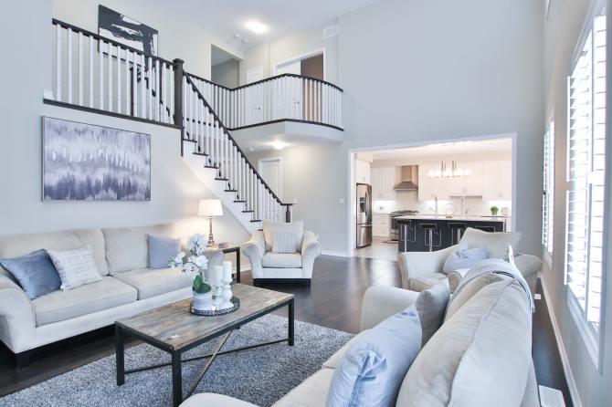 STYLECASTER | best zoom backgrounds living room