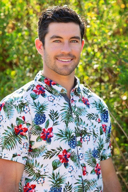 Spencer: The Bachelorette 2020