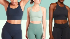 9 Sports Bras For Small Chests Cool Enough For The Gym OR The 'Gram