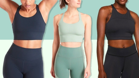 Supportive Sports Bras That Won't Cut Off Circulation | StyleCaster