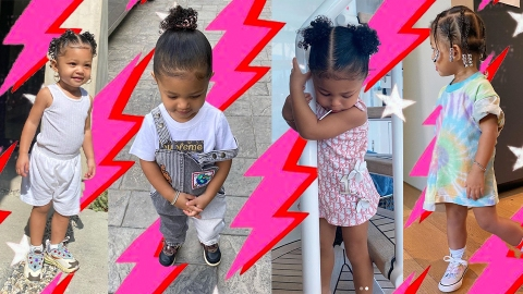 15 Spring Outfits Inspired By The One, The Only, Stormi Webster | StyleCaster