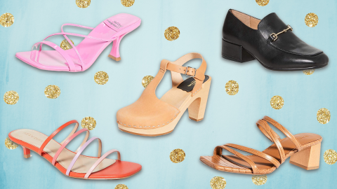 The Summer 2020 Heel Trends Will Take Your Warm Weather Looks To New Heights | StyleCaster