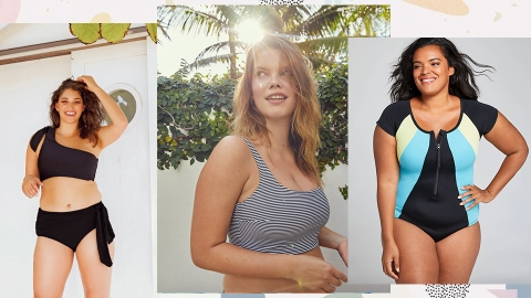 13 Swimsuits That Won't Make You Hate Having Big Boobs | StyleCaster