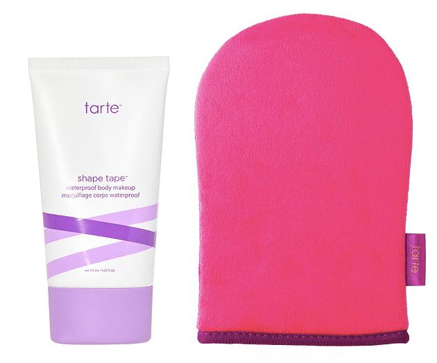 tarte body makeup