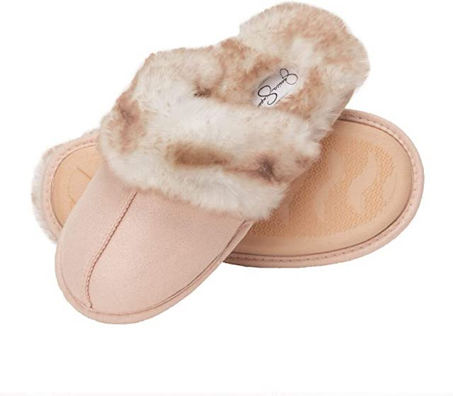 womens slippers jessica simpson Chic & Cozy Women's Slippers You'll Never Want to Take Off