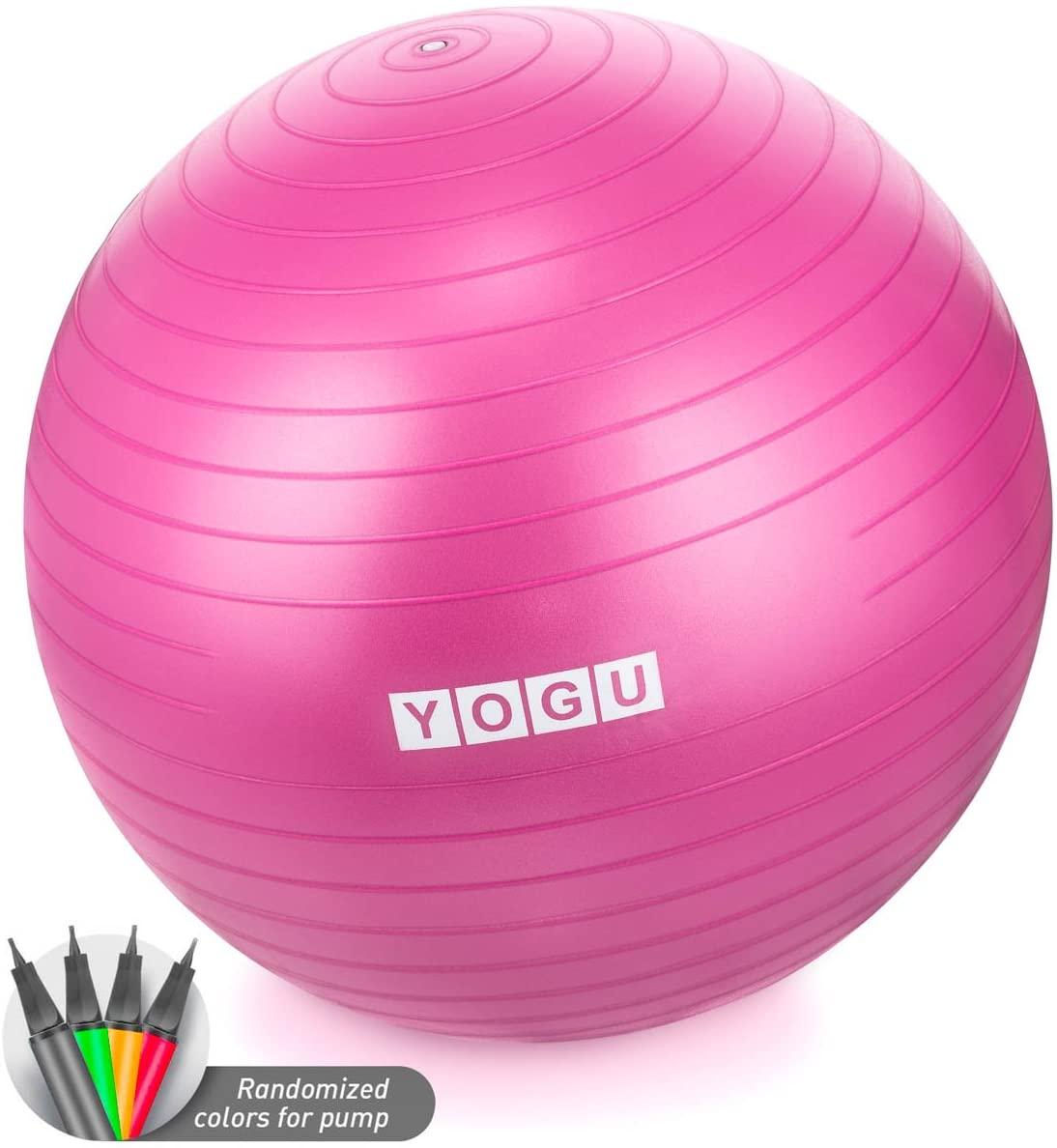 Yogu stability ball amazon