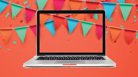 13 Free Virtual Theme Party Ideas For You Next Zoom Rager | StyleCaster