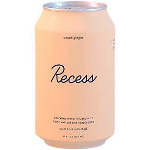 STYLECASTER | Best CBD Drinks | Recess