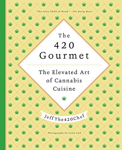 STYLECASTER | Best 4/20 Cookbooks | 420 Gourmet Cookbook