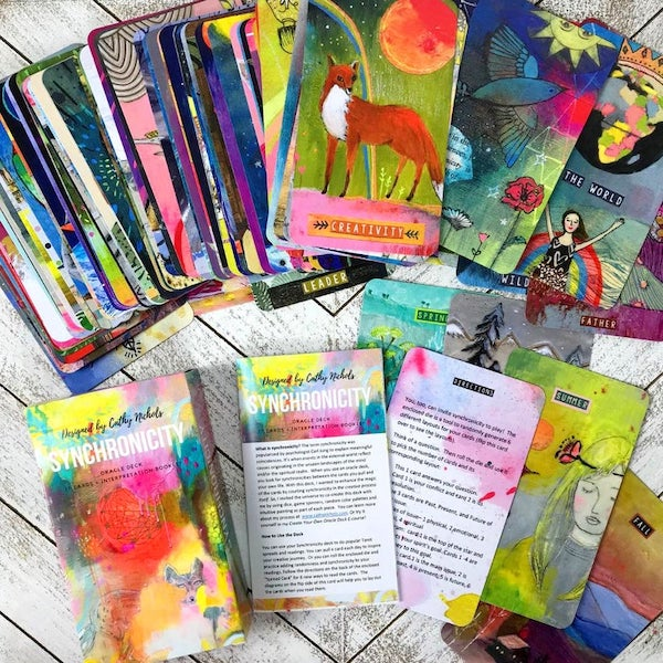 STYLECASTER   Best Oracle Cards   oracle decks