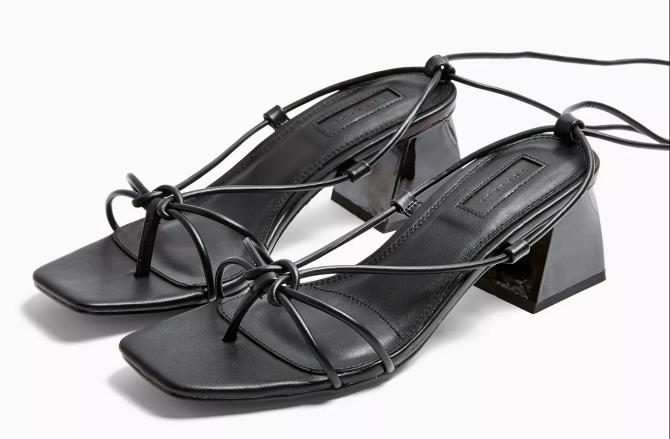 STYLECASTER | Topshop Sale April 2020 | black heels