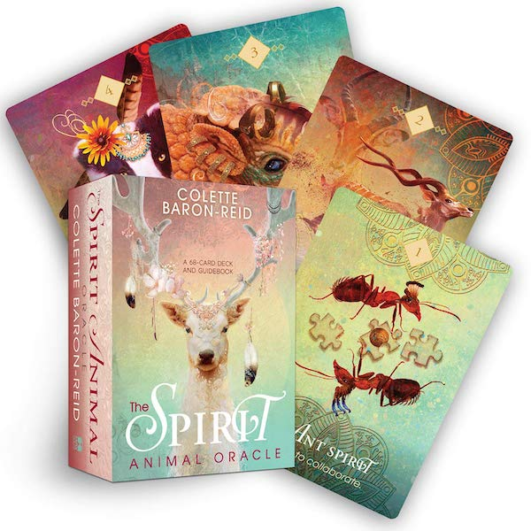 STYLECASTER   Best Oracle Cards   spirit animal oracle cards