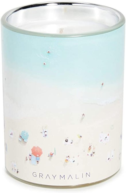 STYLECASTER | Graduation Gift Ideas 2020 | gray malin beach candle