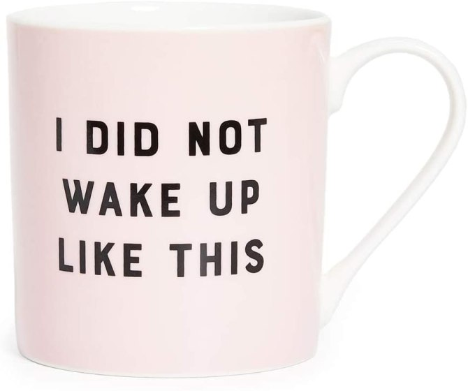 STYLECASTER | Graduation Gift Ideas 2020 | pink mug
