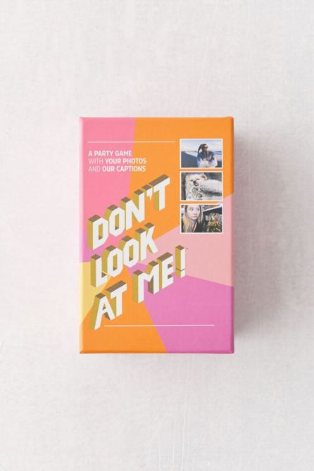 STYLECASTER | Graduation Gift Ideas 2020 | dont look at me game