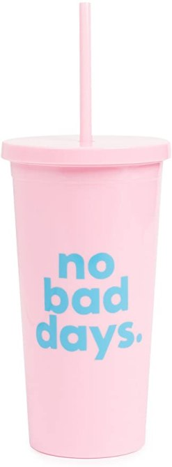 STYLECASTER | Graduation Gift Ideas 2020 | pink tumbler